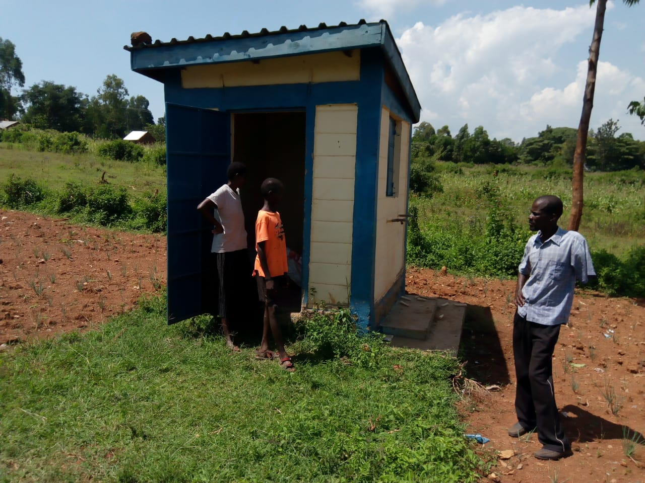 Homabay Community Mini Grid Water Project